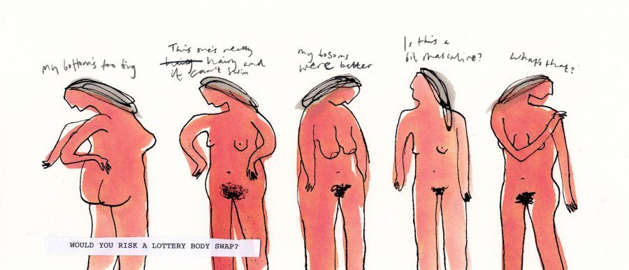 Body Lottery