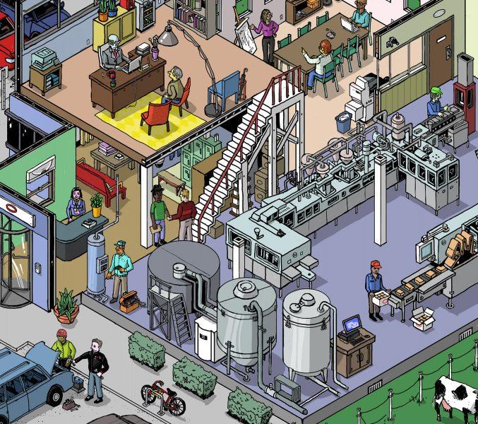 Boschville Factory