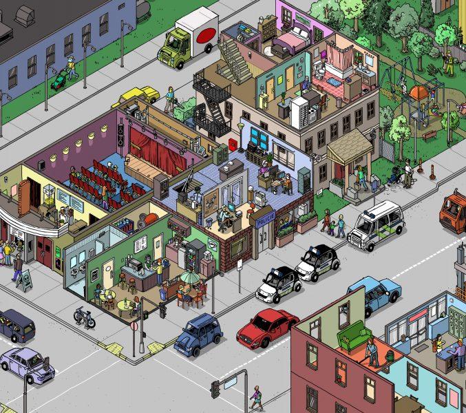 Boschville Street