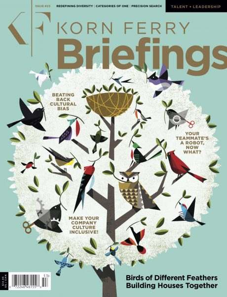 Briefings / Korn Ferry Cover