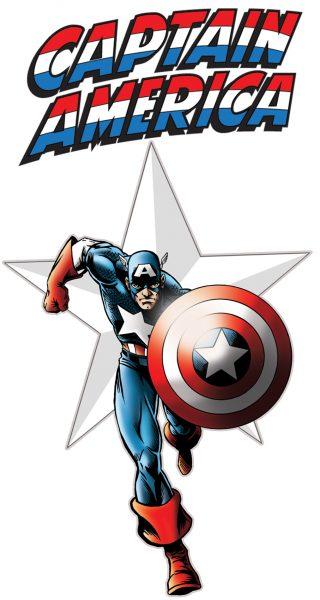 captain america marvel comics
