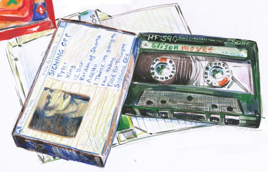 Cassette life - Grace & Alison
