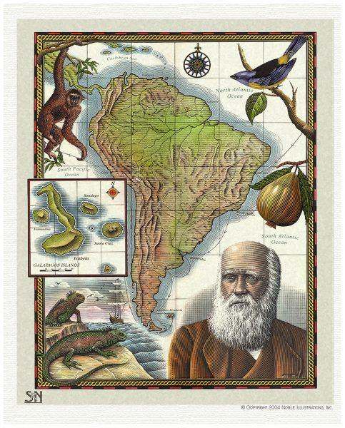 Charles Darwin's Voyage