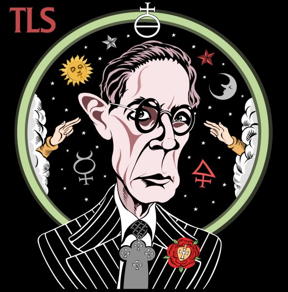 Charles Williams TLS cover
