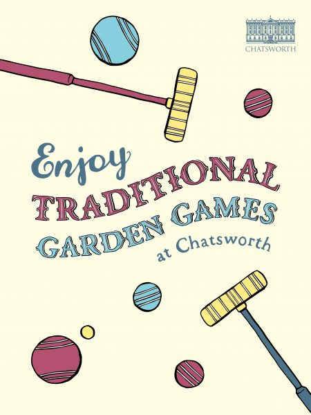 Chatsworth Garden Games