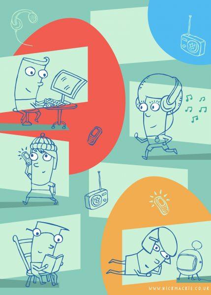 Children's media foundation cover