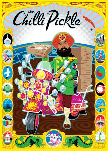 Chilli Pickle Restaurant poster