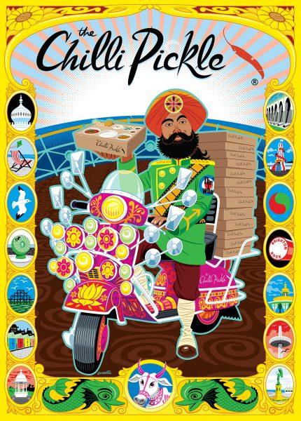 Chilli Pickle Restaurant poster