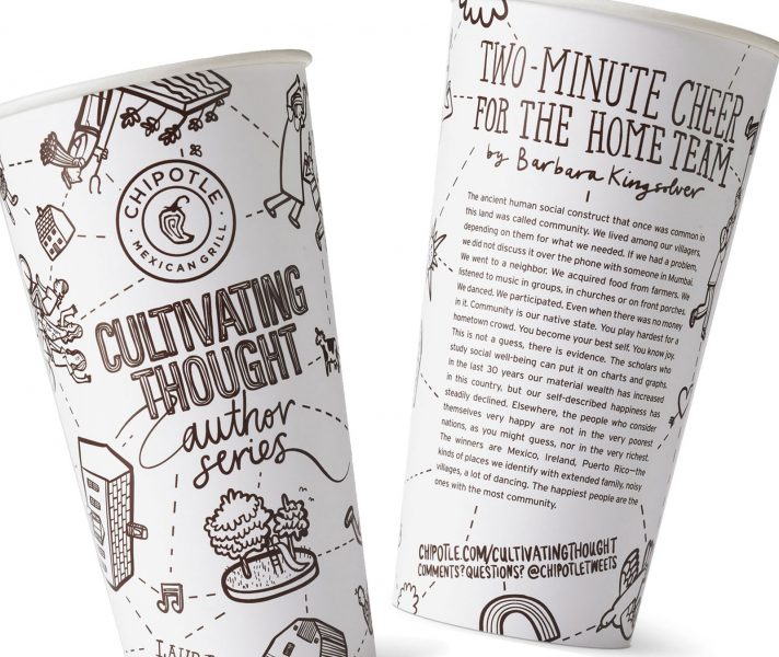 Chipotle / Cultivating Thought