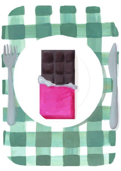 Chocolate taster, childhood dream jobs