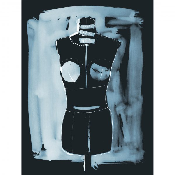 Christian Dior Mannequin