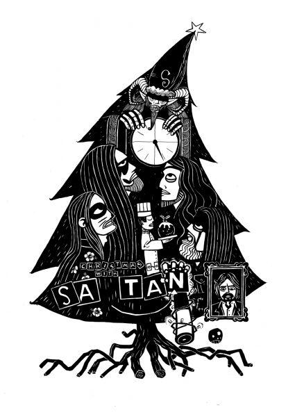 Christmas with Satan IV