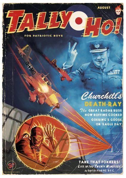 Churchill's Death Ray