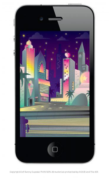 Citynight App Game ING Bank
