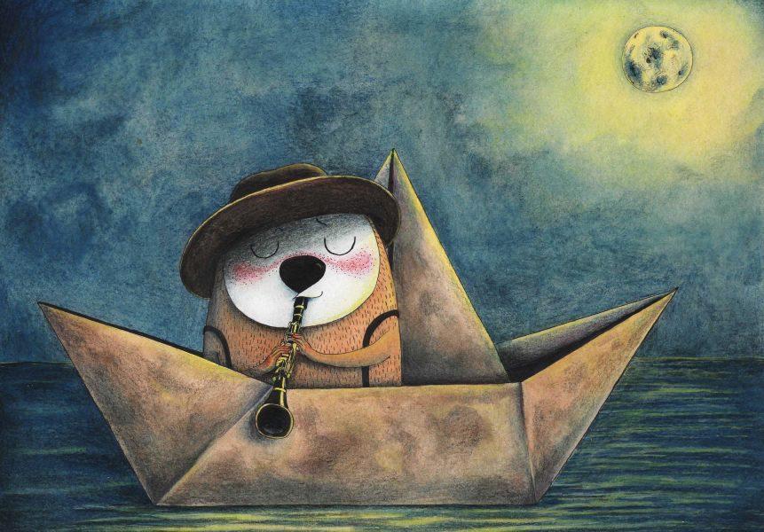 Children's illustration_Mr.Wompls
