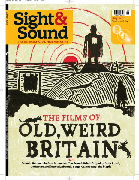 Client: Sight & Sound Magazine