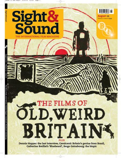 Client: Sight & Sound Magazine