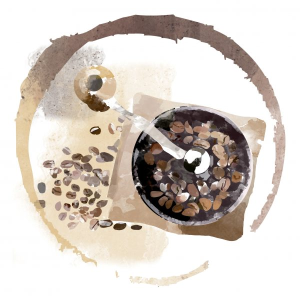 coffee - grinding