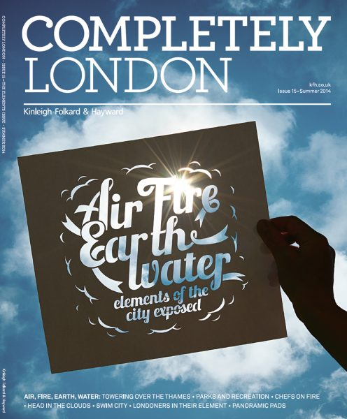 Completely London: Air Fire Earth Wind