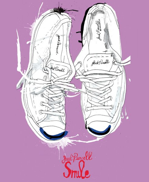 Converse Jack Purcell Smile