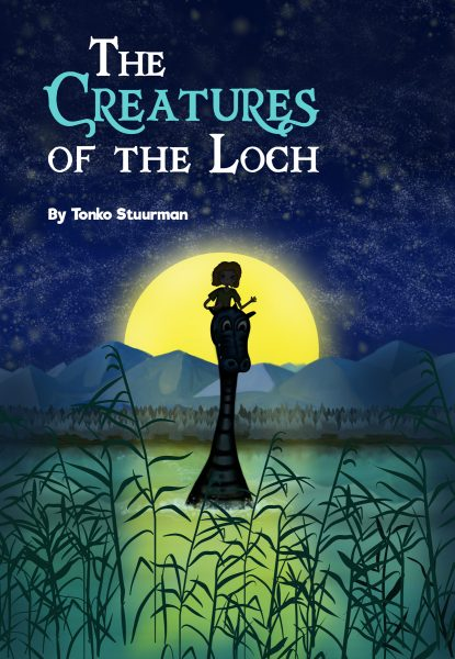 Creatures of the loch front cover