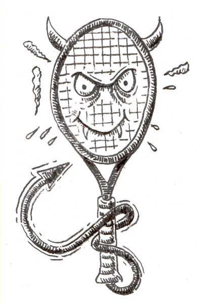Desperate Tennis