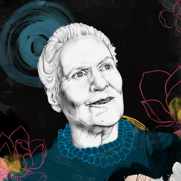 Diana Athill for Lenny Letter