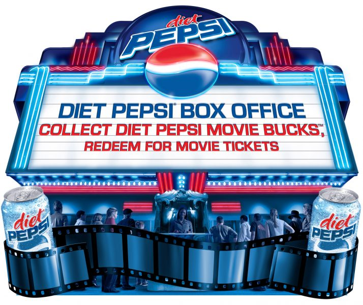 Diet Pepsi Promotion