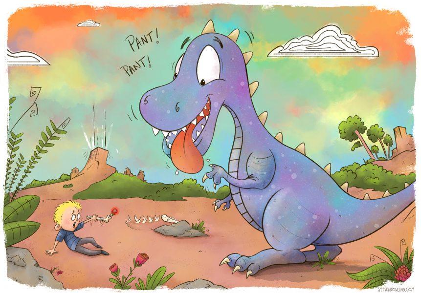 Dino Pant