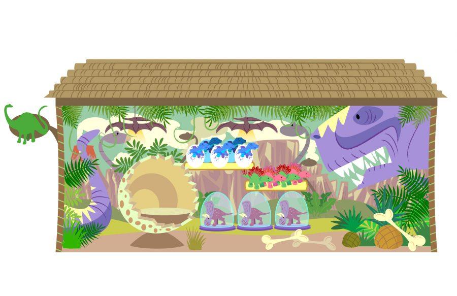 Dinosaur Store