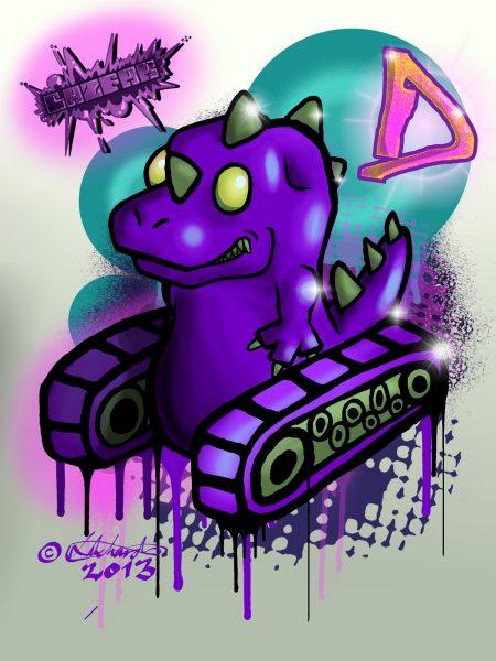 Dinotank