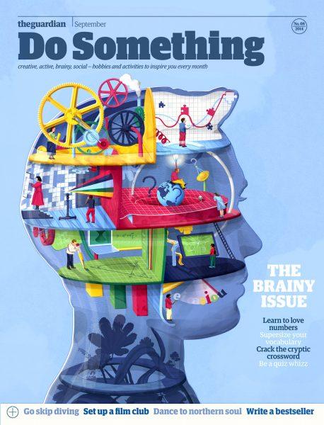 Do Something: The Brainy Issue