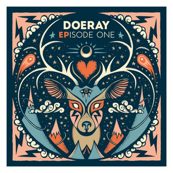Doeray album artwork
