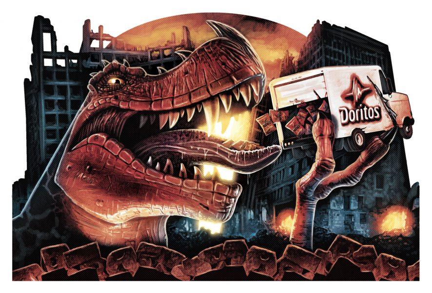 Doritos Dino Dash