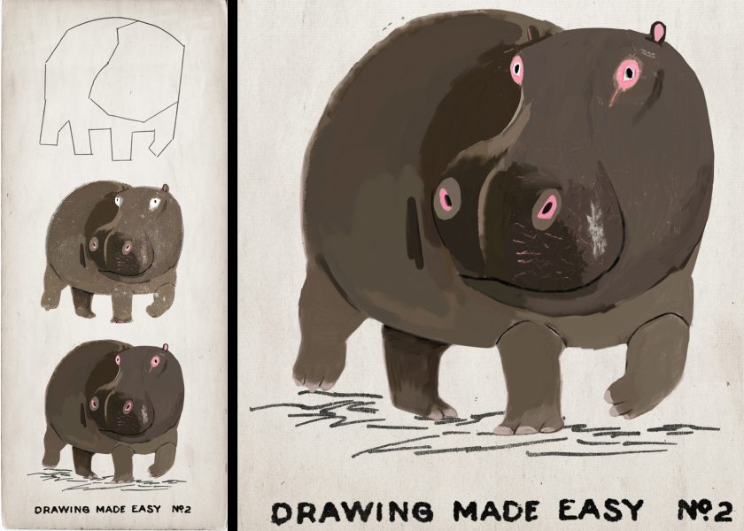 Drawing Made Easy N. 2