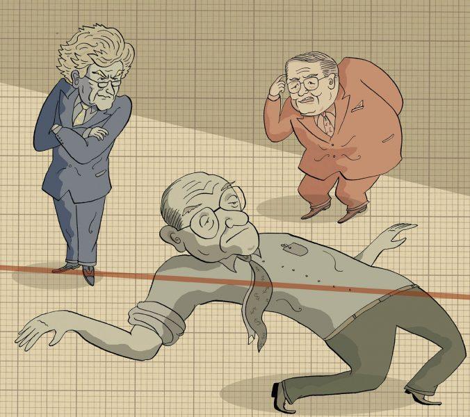 Economic Limbo by Satoshi Kambayashi
