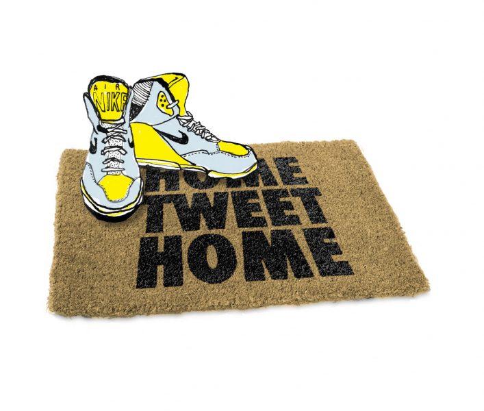 editorial Home Tweet Home