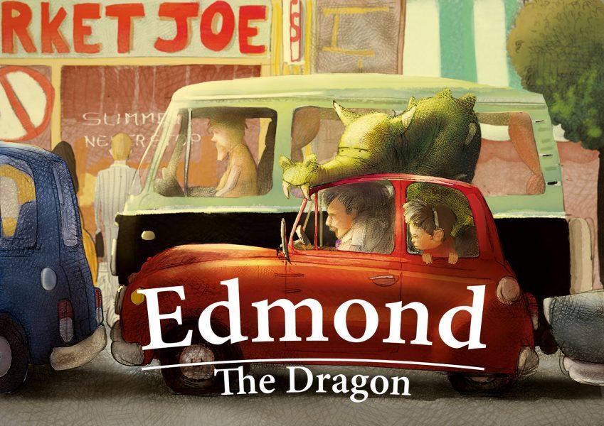 Edmond-the-Dragon-trafficjam