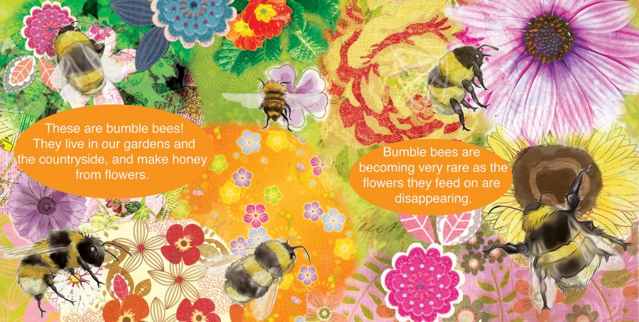 Educational Bumble Bees Page