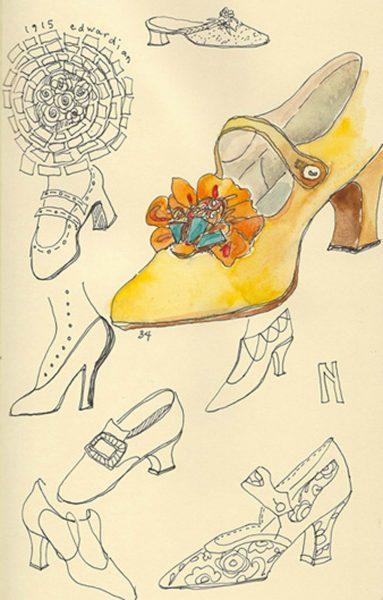 Edwardian Shoe