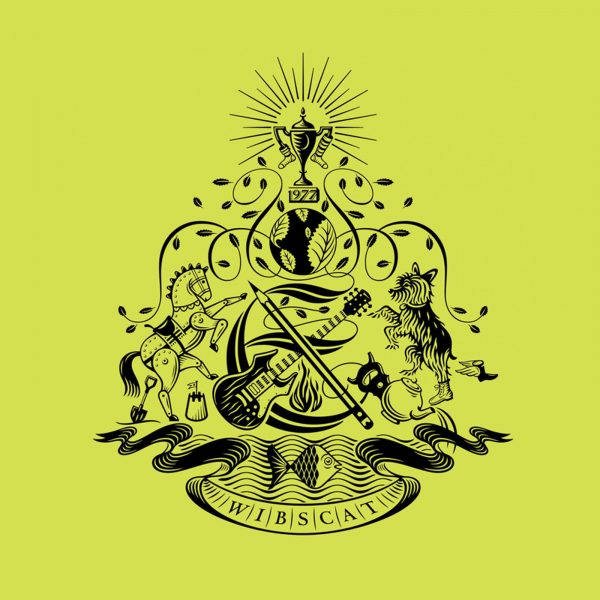 Elmwood crest, logo