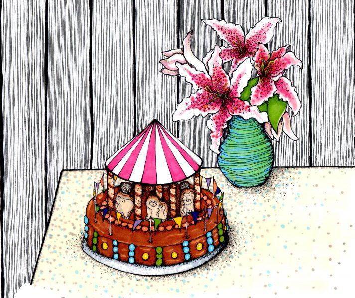 Emilys birthday cake