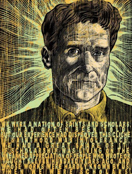 Ernie O'Malley- Poster