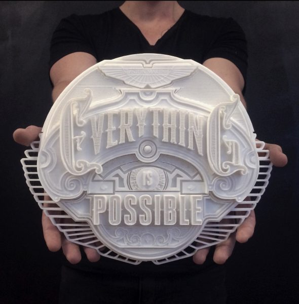 Everything is Possible/ Aston Martin