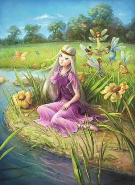 Fairy without wings
