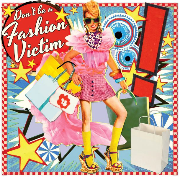 Fashion Victim / Wall Street Journal