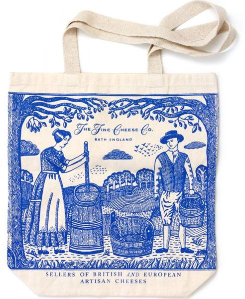 Fine Cheese Co Tote bag