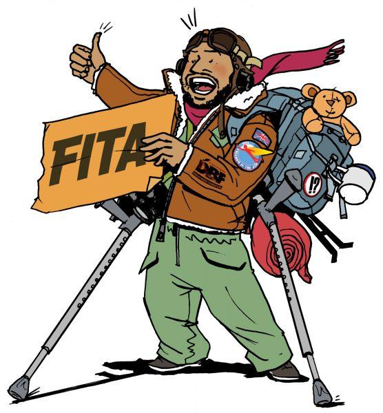 FITA Chief Gautam Lewis