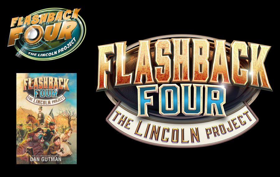 Flashback four - Book Logo