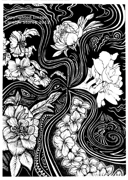 Fleurs from the Chaos, 2012